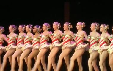 Rockette's objection to inauguration performance
