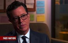 Stephen Colbert offers Donald Trump a reading list
