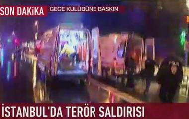 Attack on nightclub in Turkey kills dozens