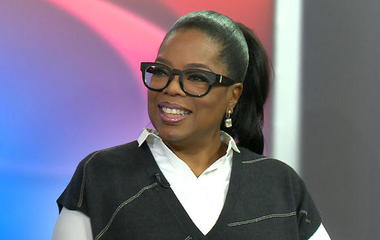 Oprah Winfrey opens up about her diet struggles in new cookbook