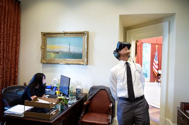 Favorite photos of Barack Obama