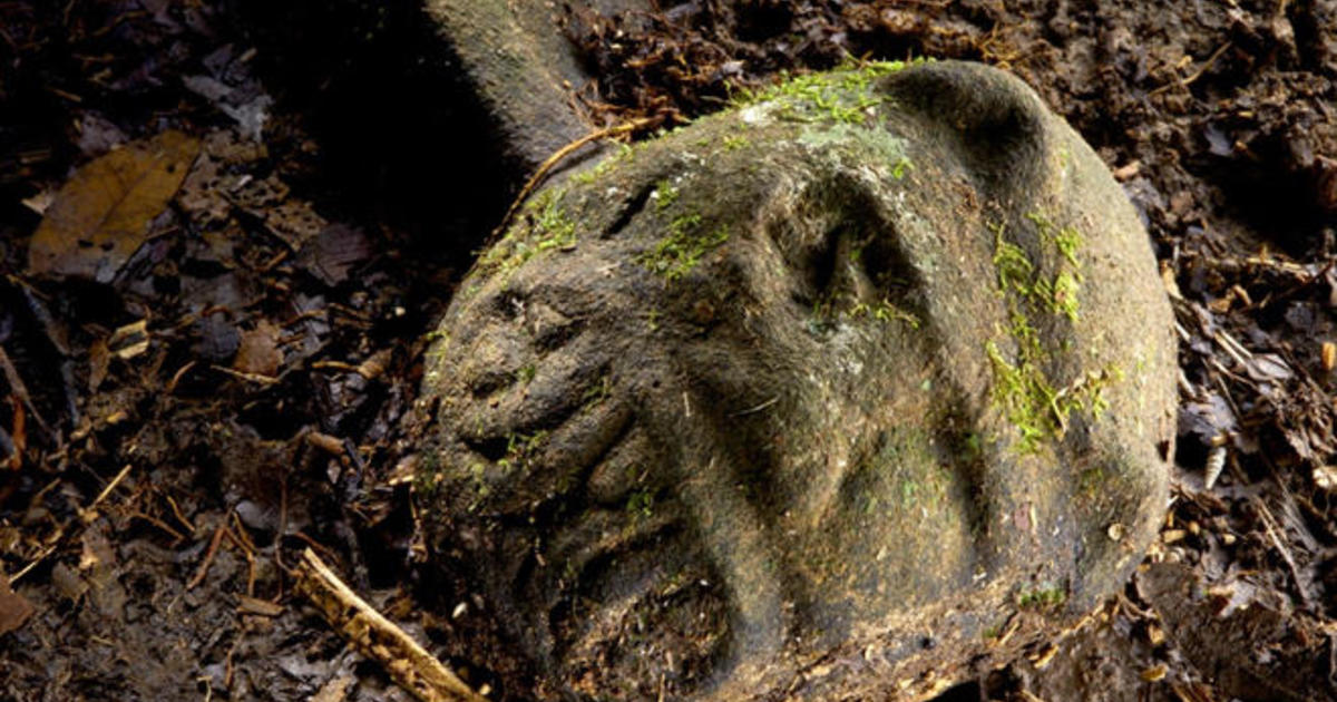 Curse Of The Quot Lost City Of The Monkey God Quot Cbs News