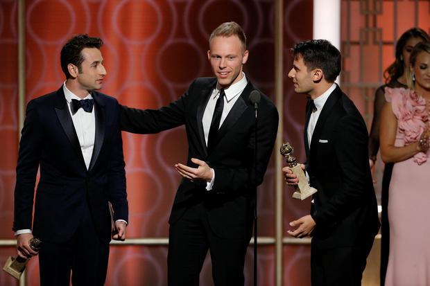 Golden Globes 2017 highlights