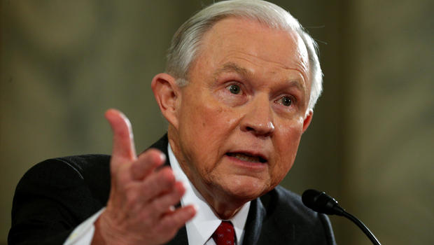Senate approves Jeff Sessions as US Attorney General