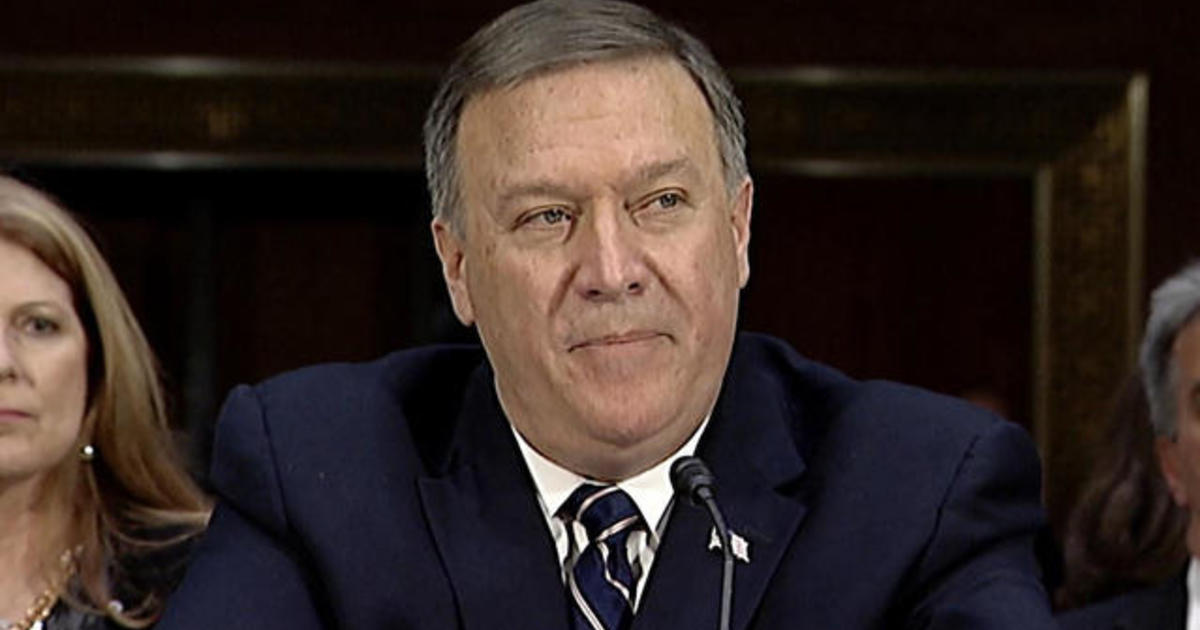Mike Pompeo: Mike Pompeo: Defeating ISIS Is A Priority