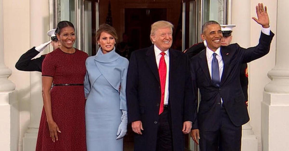 Obama President Elect Tour