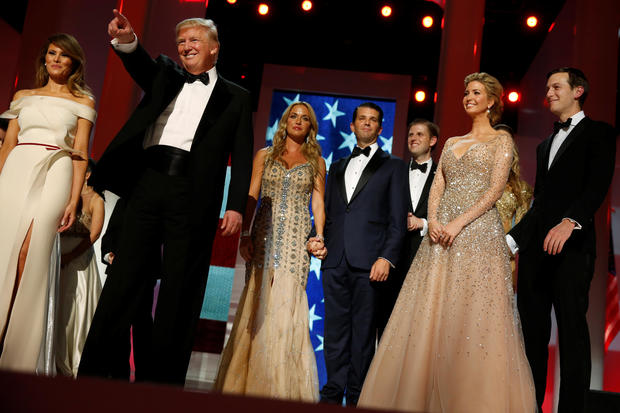 You're on the list: Trump inauguration balls and parties