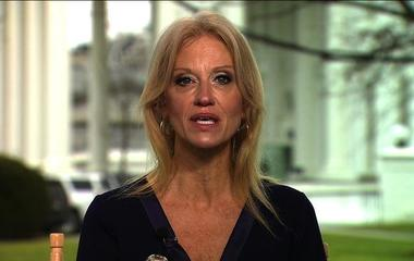 Conway weighs in on Women's March on Washington