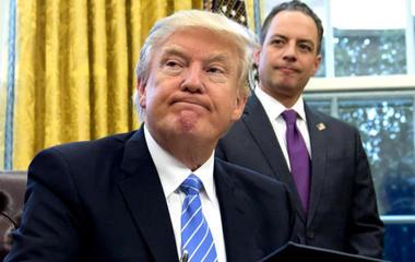Why did Trump nix the Trans-Pacific Partnership?