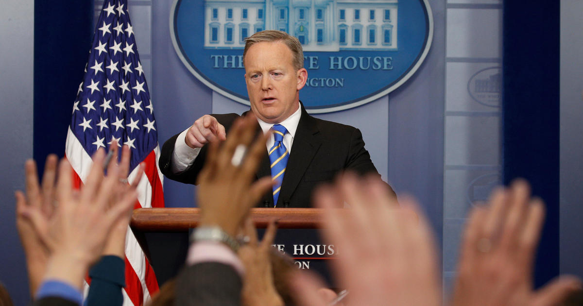 Watch White House briefing: Sean Spicer Press Conference Live