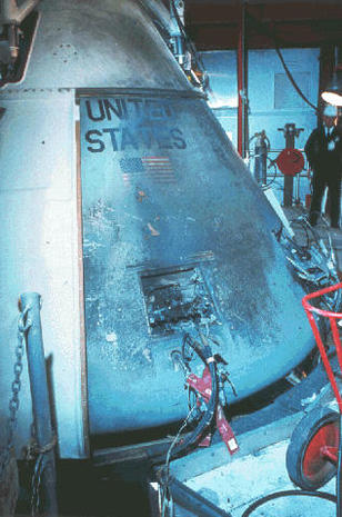 Apollo 1 tragedy