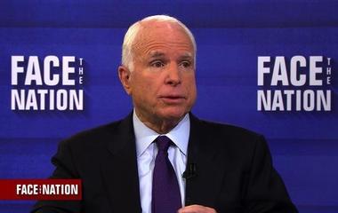 Full interview: John McCain, January 29