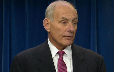 DHS says they knew the executive order was coming