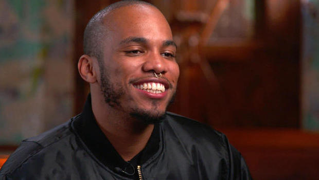 How music is refuge for Anderson .Paak - CBS News