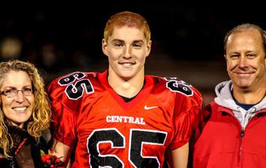 Penn State frat suspended after student's death