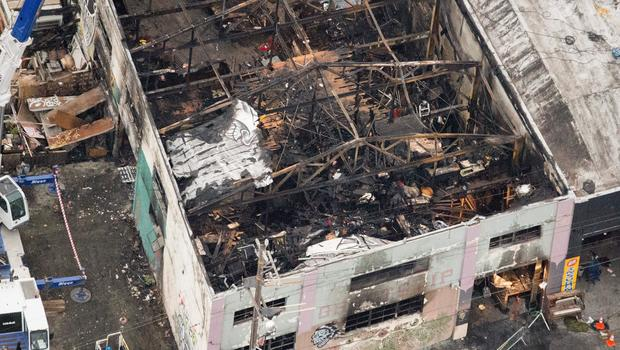 California warehouse had many city visits before deadly fire: documents