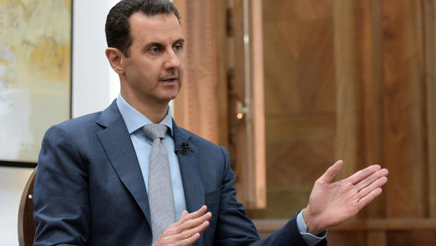 Syria's Assad dismisses Amnesty report on mass hangings