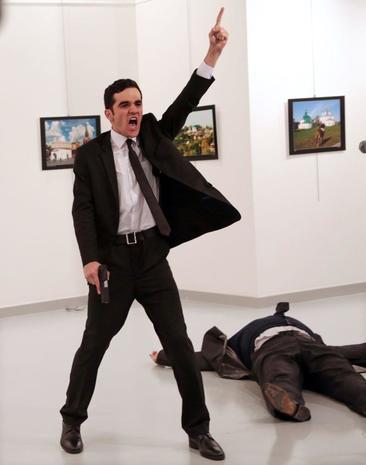 World Press Photo 2017 prizewinners