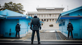 60 Minutes' odd journey to North Korean border