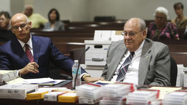 Judge denies 'stand your ground' law defense in movie theater shooting case