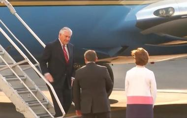 Tillerson on mission to mend fractured relationship with Mexico