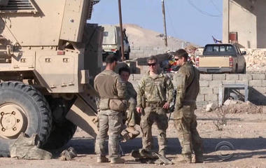 A look inside the U.S. role in the battle for Mosul