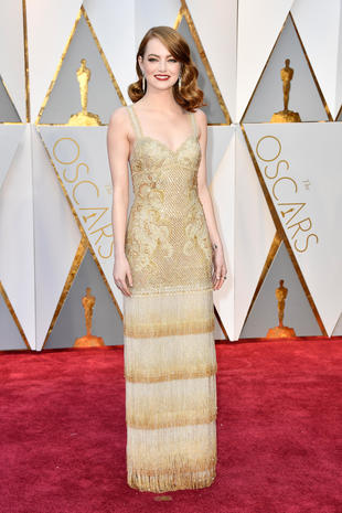 2017 Oscars red carpet gallery