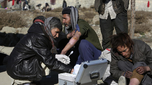 16 dead, 59 wounded in double attack in Kabul