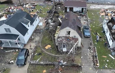 Midwest storms kill at least 3 in path of destruction
