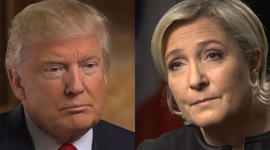 Is Marine Le Pen France's Trump?