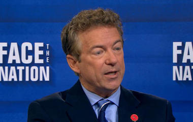 "Rand Paul says Senate conservatives ""not going to vote for"" new health bill"