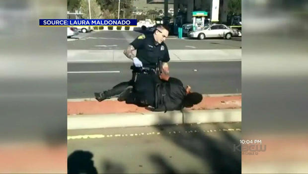 Vallejo Officer's Use of Force Decried by Outraged Witnesses