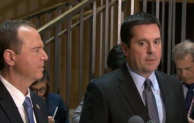 Congress leaders refute Trump's wiretap claim