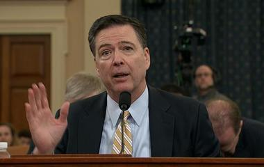 Comey confirms FBI probe into possible collusion between Trump campaign and Russia