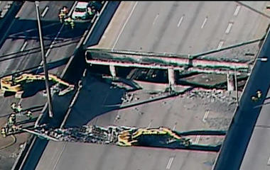 Atlanta overpass collapse impacts hundreds of thousands each day