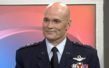 General explains U.S. military role in the ISIS fight