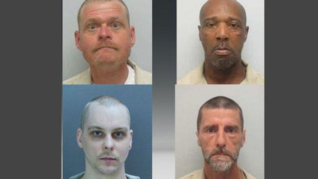Four Inmates Found Dead At South Carolina Prison