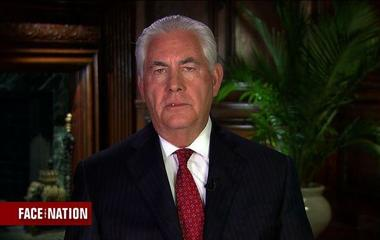 "Tillerson on the ""dangerous situation"" in North Korea"