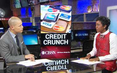 Credit card debt stands at $1 trillion