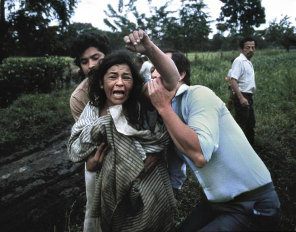 Pulitzer Prize-winning photographer Carol Guzy
