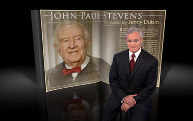 John Paul Stevens: Almost 35 years on the bench