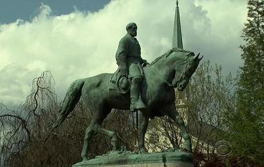 Debate over confederate history playing out in Virginia town