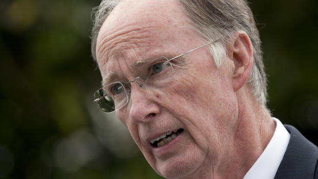 A look at the charges against former Alabama governor