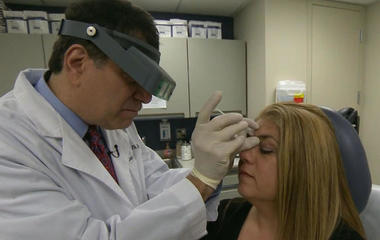 Could Botox assistance provide basin and anxiety?