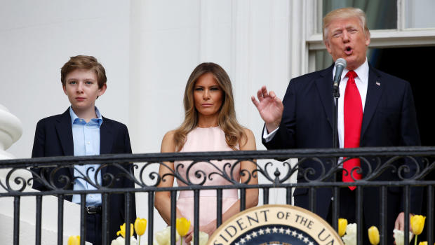 Barron Trump Unites Social Media Users In First 100 Days