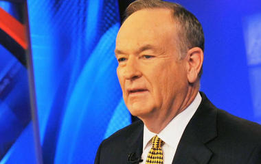 Fox News drops Bill O'Reilly amid harassment claims