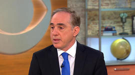 VA Secretary David Shulkin on challenges facing the agency