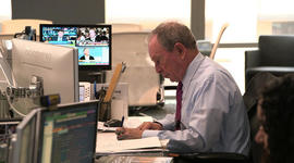 Bloomberg, The Judge, America's Steeplechase