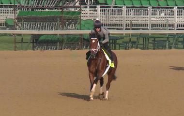 One-eyed horse among Kentucky Derby hopefuls