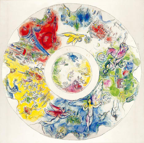 The art of Marc Chagall